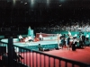 Umpiring Mixed Doubles Final at Manchester Commonwealth Games