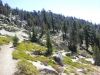 From Mount Rose to Flume trail