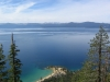Lake Tahoe from Flume trail