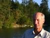 Rob Oldfield on Prospect Lake 2010