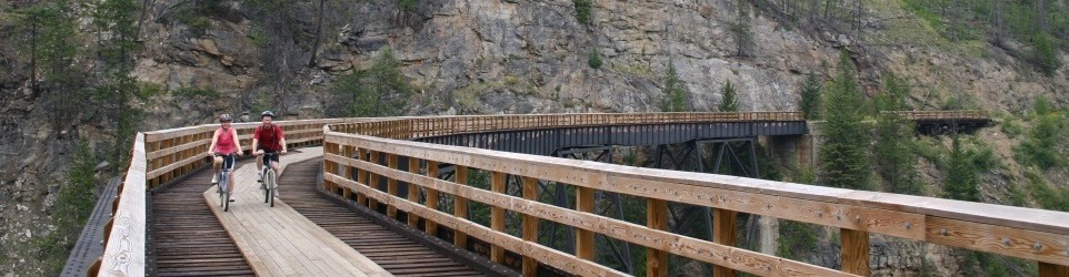 Kettle Valley Rail & Myra Canyon