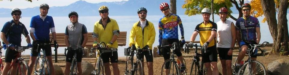 Lake Tahoe Bike Trip